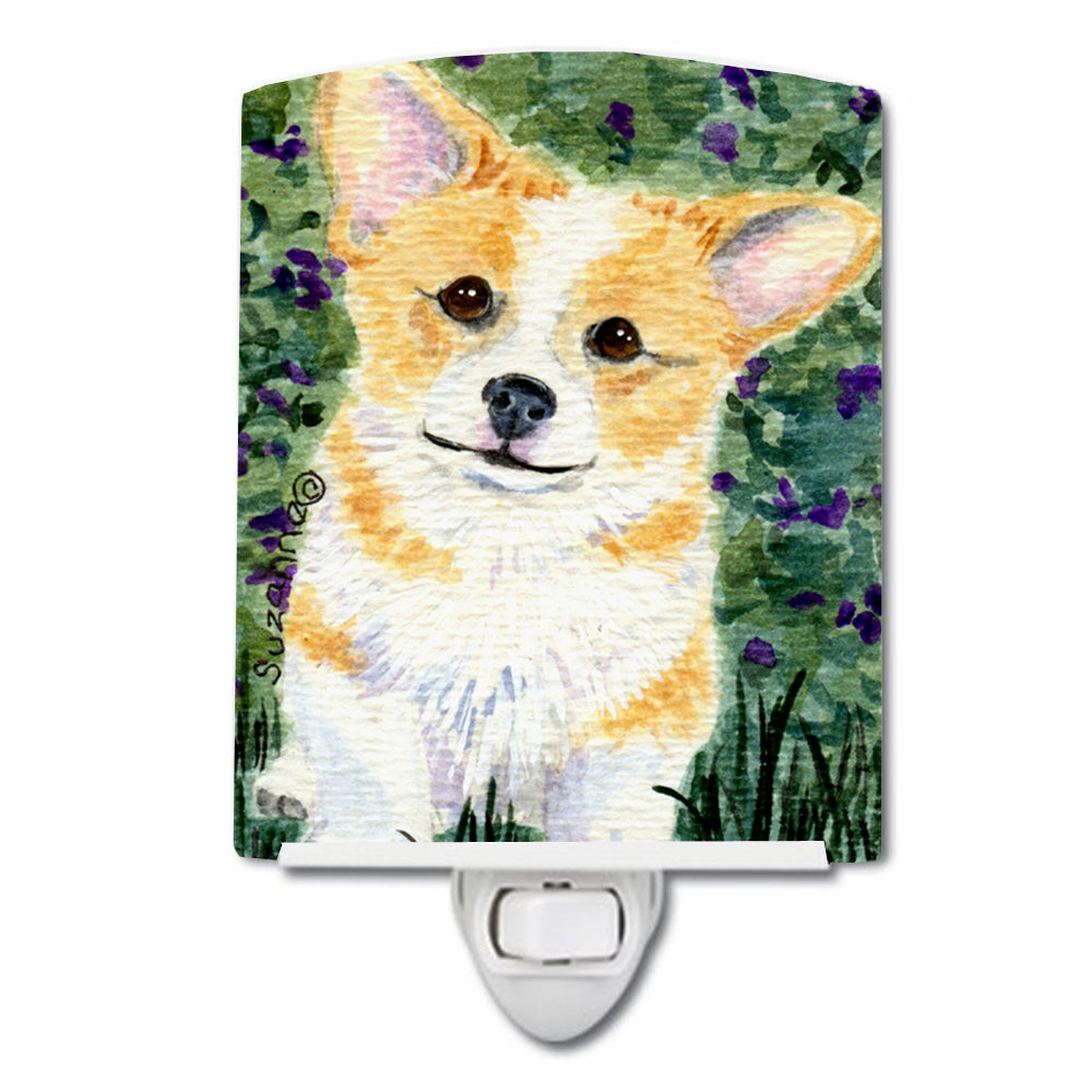 Buy this Corgi Ceramic Night Light SS8854CNL