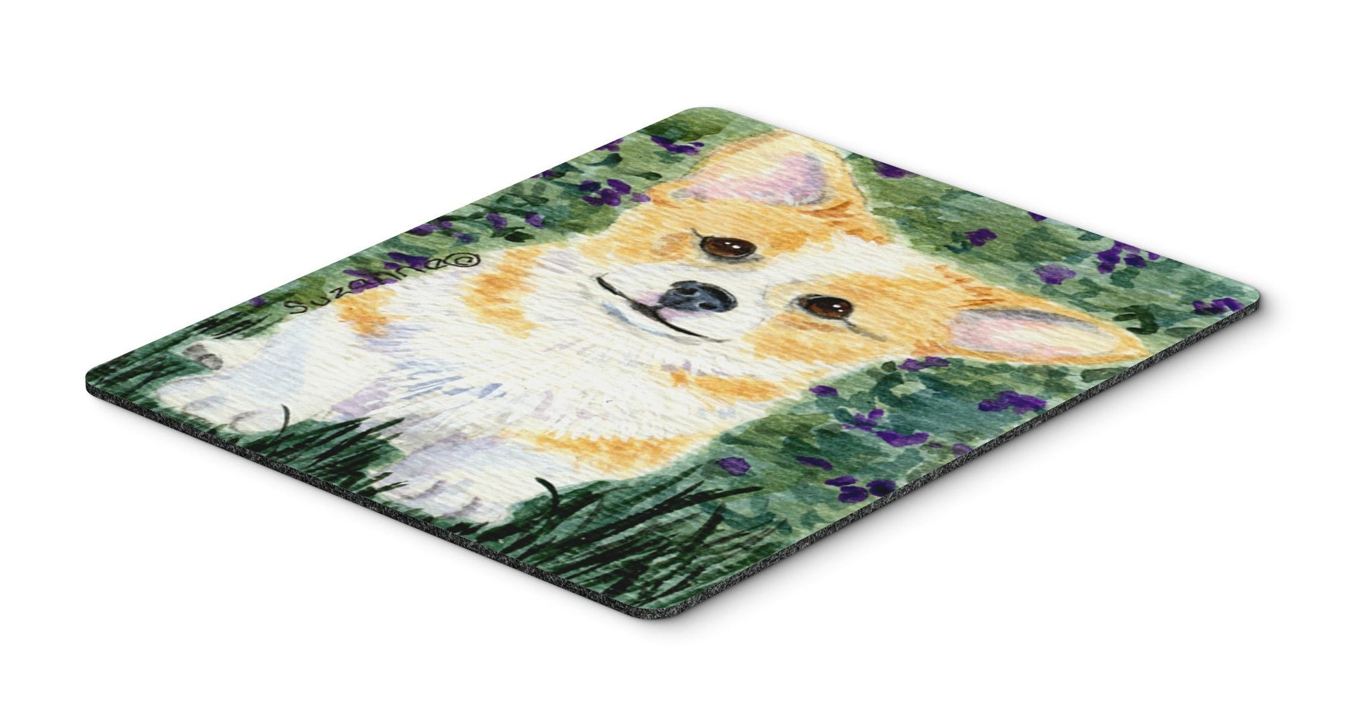 Corgi Mouse Pad / Hot Pad / Trivet - the-store.com