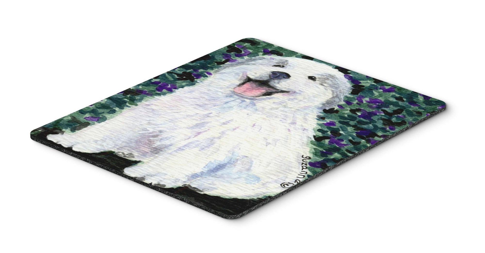 Buy this Great Pyrenees Mouse Pad / Hot Pad / Trivet
