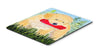 Golden Retriever Mouse Pad / Hot Pad / Trivet by Caroline's Treasures