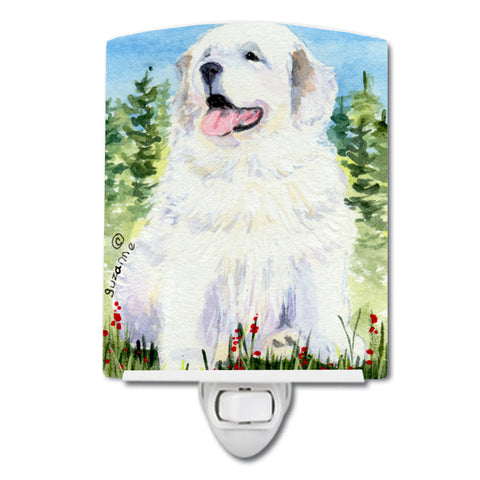 Buy this Great Pyrenees Ceramic Night Light SS8866CNL