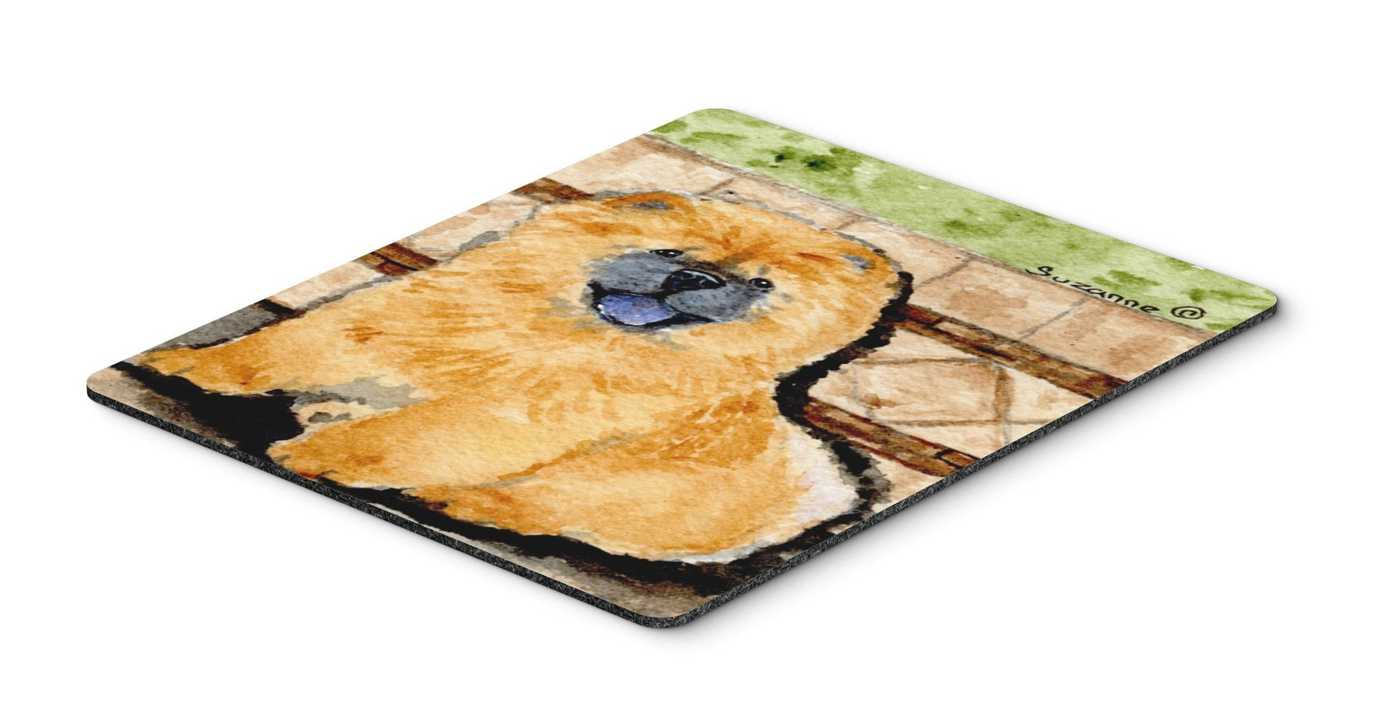 Chow Chow Mouse Pad / Hot Pad / Trivet by Caroline's Treasures