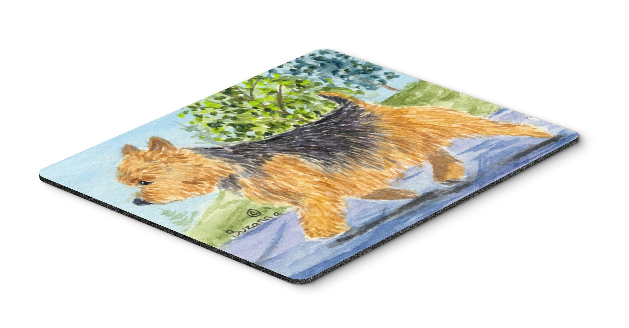 Norwich Terrier Mouse pad, hot pad, or trivet by Caroline's Treasures