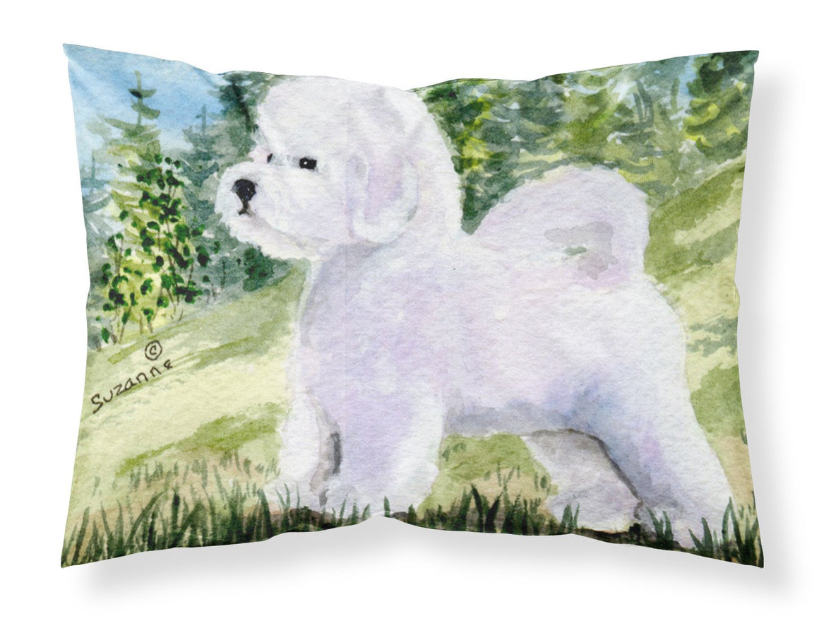 Buy this Bichon Frise Moisture wicking Fabric standard pillowcase