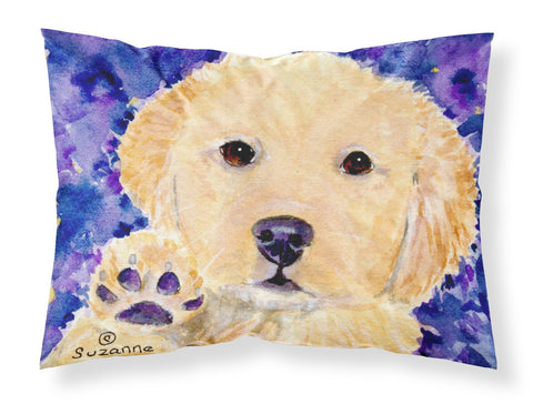 Buy this Golden Retriever Moisture wicking Fabric standard pillowcase