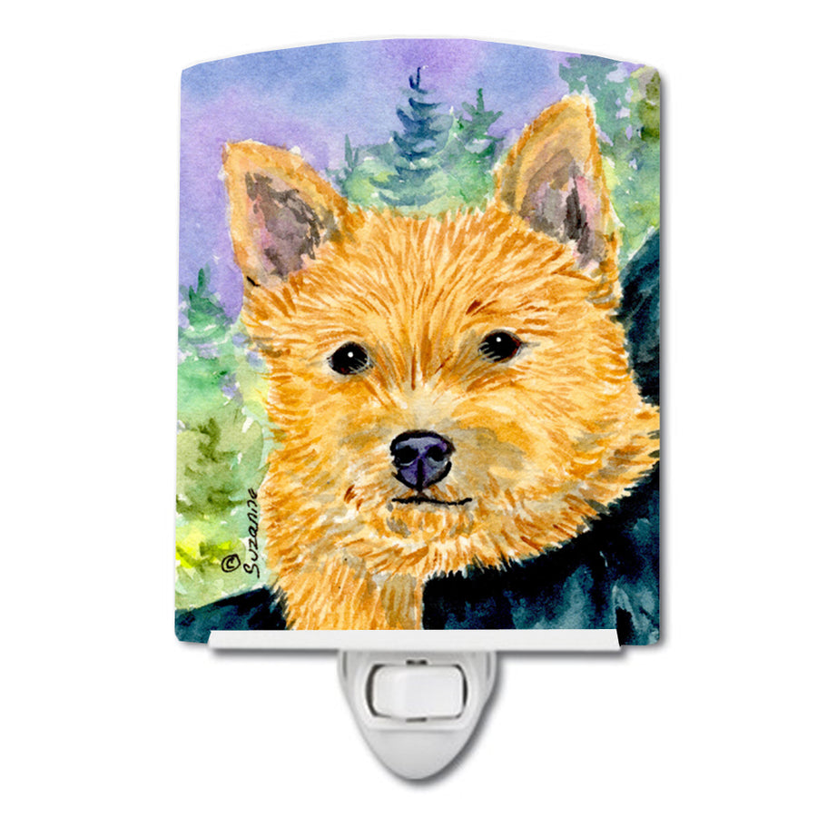 Buy this Norwich Terrier Ceramic Night Light SS8905CNL
