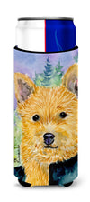 Norwich Terrier Ultra Beverage Insulators for slim cans SS8905MUK by Caroline's Treasures