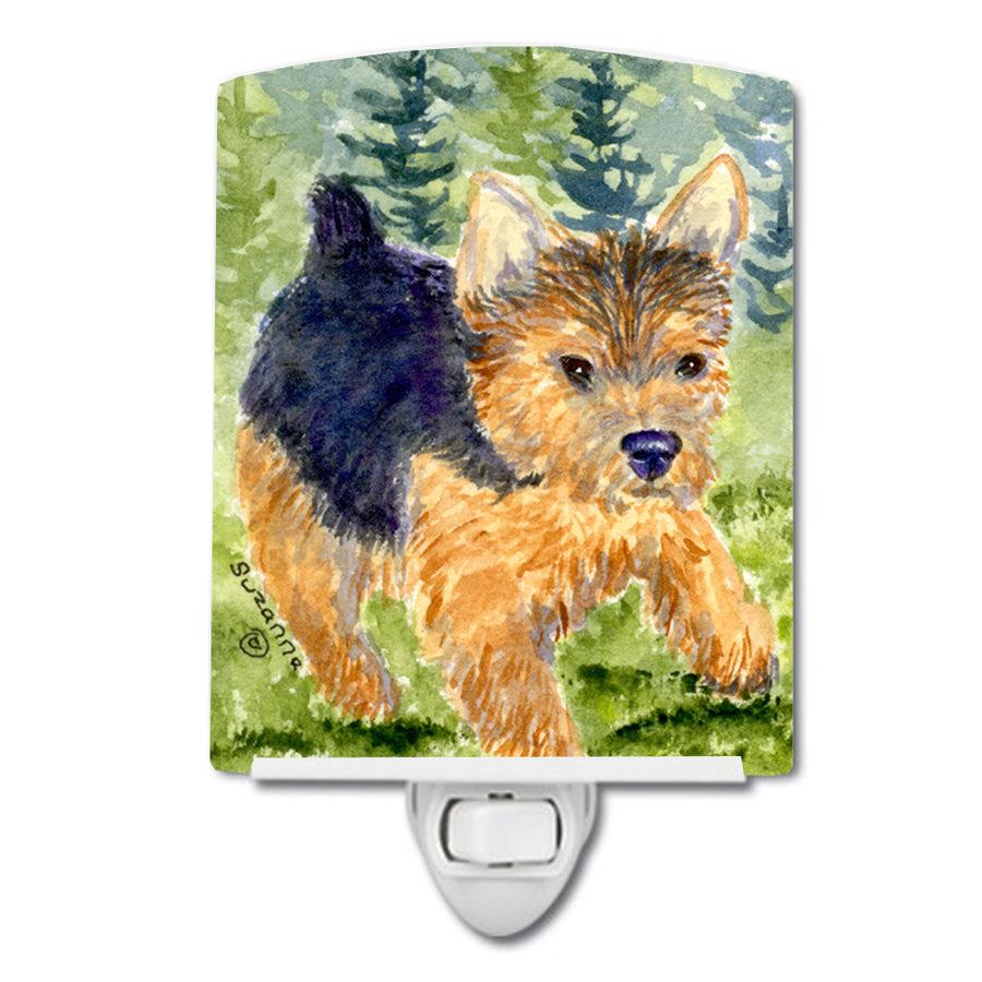 Buy this Norwich Terrier Ceramic Night Light SS8907CNL