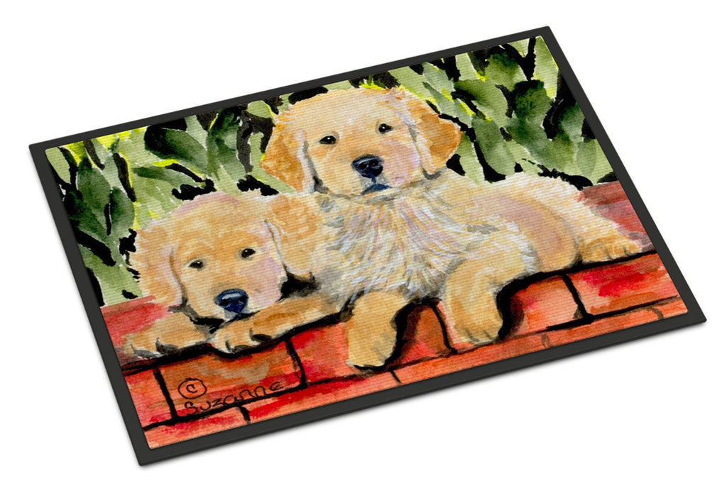 Buy this Golden Retriever Indoor or Outdoor Mat 24x36 Doormat