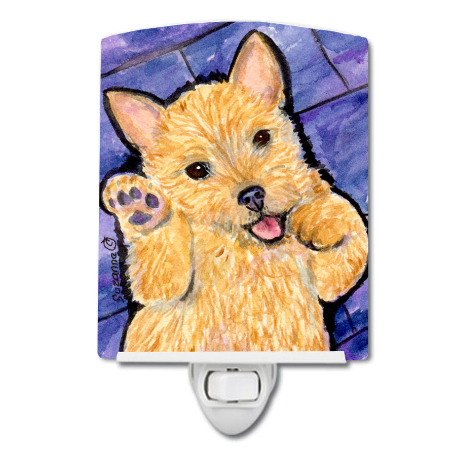 Buy this Norwich Terrier Ceramic Night Light SS8911CNL