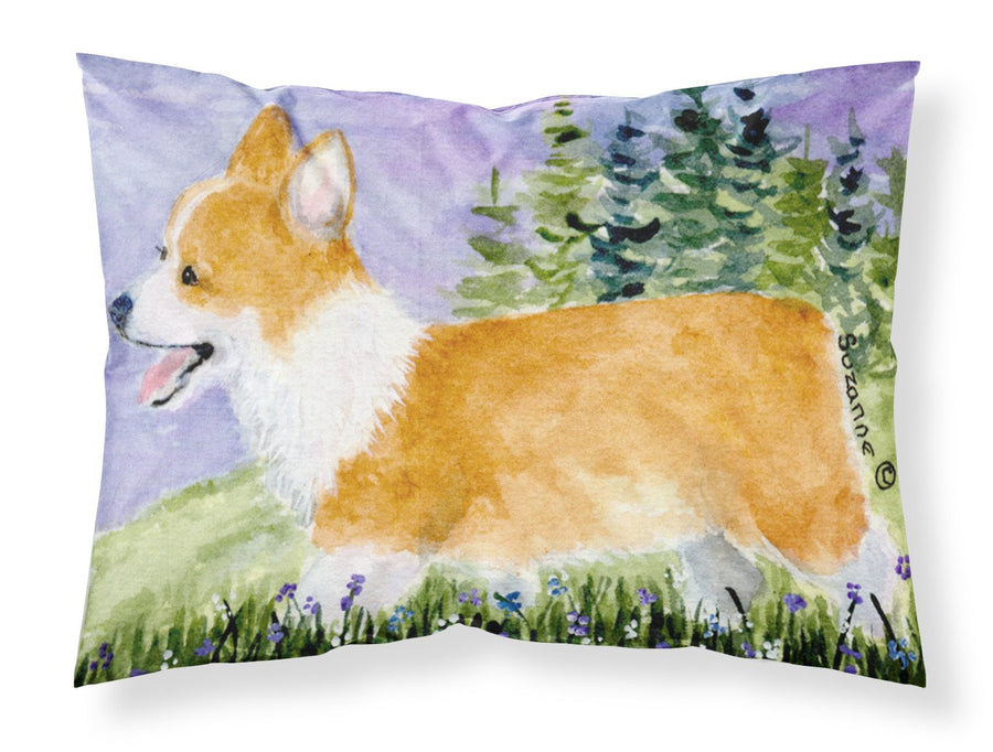 Buy this Corgi Moisture wicking Fabric standard pillowcase