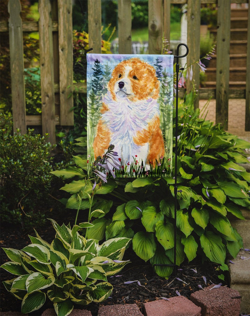 Buy this Sheltie Flag Garden Size