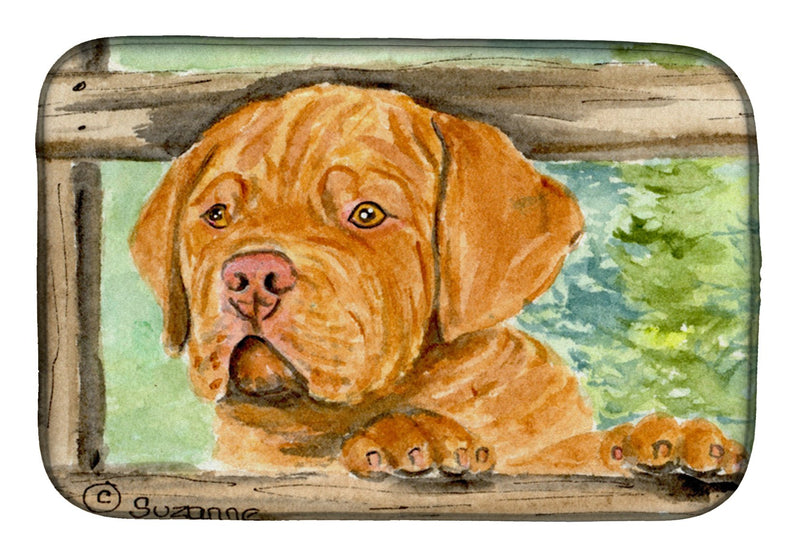 Buy this Dogue de Bordeaux Dish Drying Mat SS8926DDM