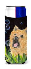 Cairn Terrier Ultra Beverage Insulators for slim cans SS8928MUK by Caroline's Treasures