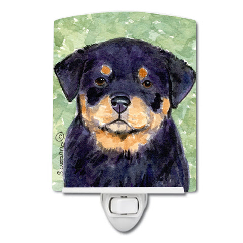 Buy this Rottweiler Ceramic Night Light SS8929CNL