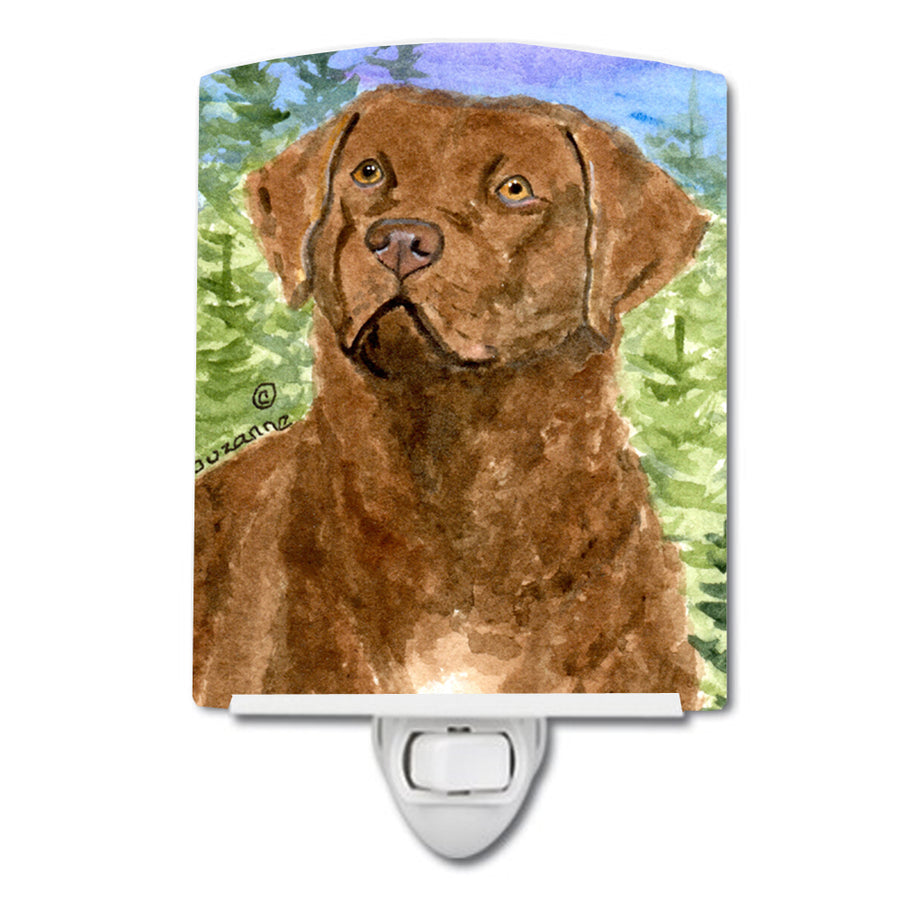 Buy this Chesapeake Bay Retriever Ceramic Night Light SS8933CNL