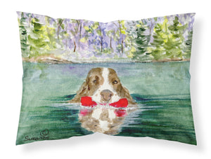 Buy this Springer Spaniel Moisture wicking Fabric standard pillowcase