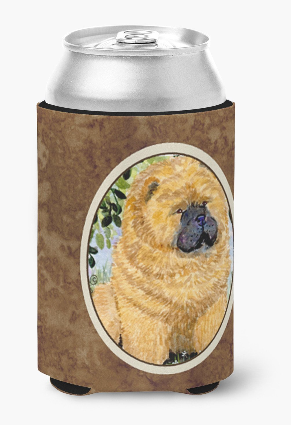 Chow Chow Can or Bottle Beverage Insulator Hugger by Caroline's Treasures