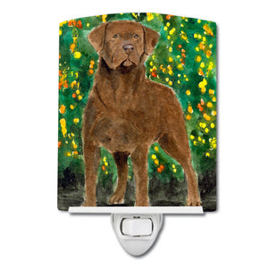 Buy this Chesapeake Bay Retriever Ceramic Night Light SS8969CNL