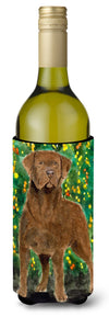 Chesapeake Bay Retriever Wine Bottle Beverage Insulator Beverage Insulator Hugger SS8969LITERK by Caroline's Treasures