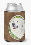 Great Pyrenees Can or Bottle Beverage Insulator Hugger by Caroline's Treasures