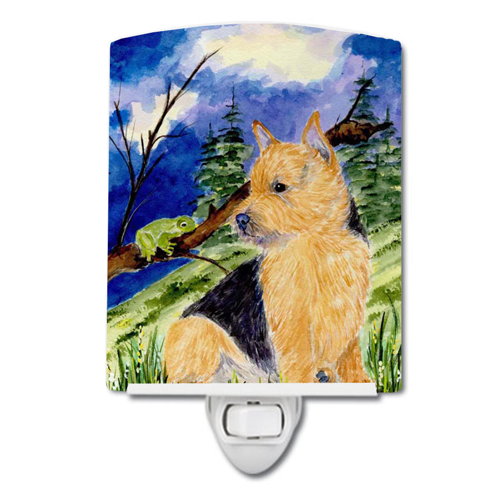 Buy this Norwich Terrier Ceramic Night Light SS8984CNL