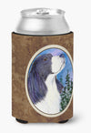 English Springer Spaniel Can or Bottle Beverage Insulator Hugger by Caroline's Treasures