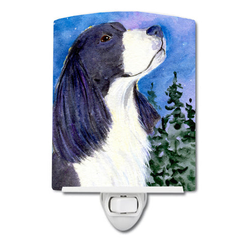 Buy this English Springer Spaniel Ceramic Night Light SS8985CNL
