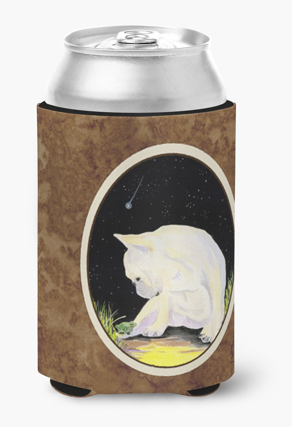 French Bulldog Can or Bottle Beverage Insulator Hugger by Caroline's Treasures