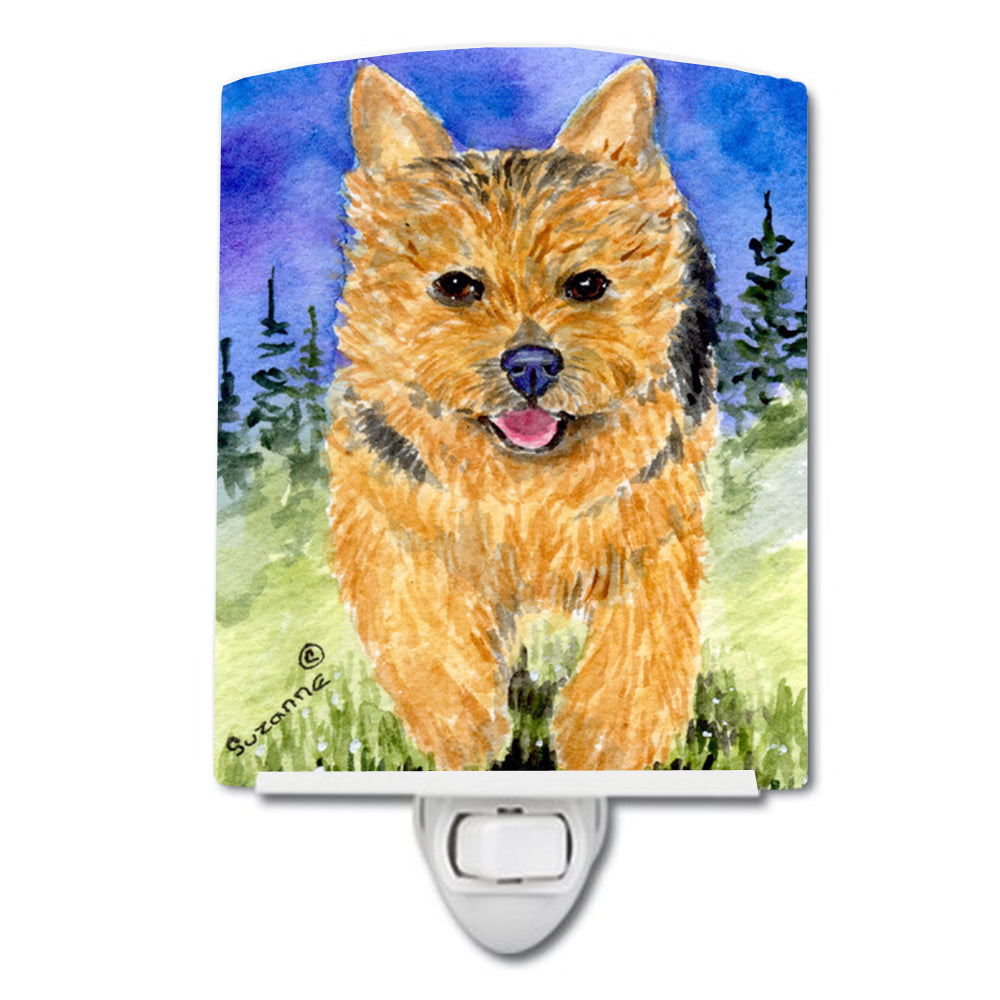 Buy this Norwich Terrier Ceramic Night Light SS8993CNL