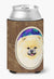 Pomeranian Can or Bottle Beverage Insulator Hugger by Caroline's Treasures