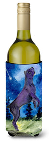 Cane Corso Wine Bottle Beverage Insulator Beverage Insulator Hugger SS8999LITERK by Caroline's Treasures