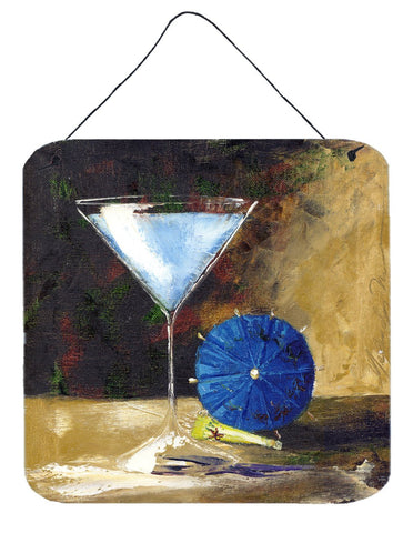 Buy this Blue Martini by Malenda Trick Wall or Door Hanging Prints TMTR0031DS66