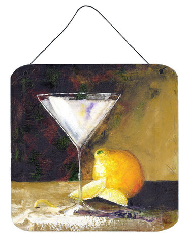 Buy this Lemon Martini by Malenda Trick Wall or Door Hanging Prints TMTR0035DS66