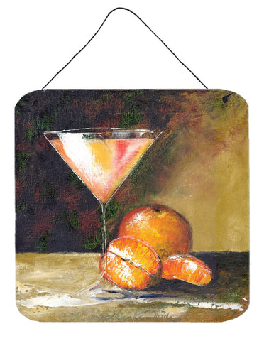 Buy this Orange Martini by Malenda Trick Wall or Door Hanging Prints TMTR0036DS66