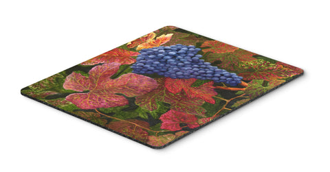 Buy this Grapes Of Joy by Malenda Trick Mouse Pad, Hot Pad or Trivet TMTR0151MP