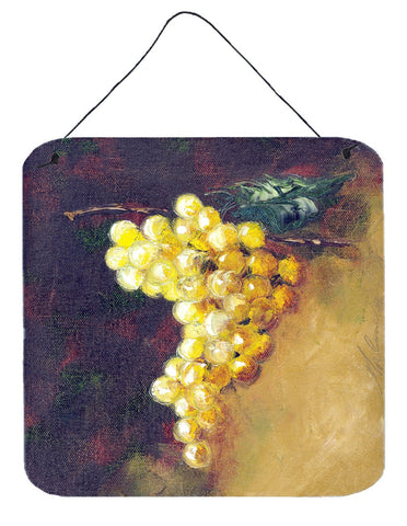 Buy this New White Grapes by Malenda Trick Wall or Door Hanging Prints TMTR0152DS66