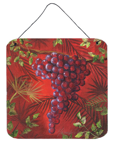 Buy this Sicillian Grapes by Malenda Trick Wall or Door Hanging Prints TMTR0153DS66