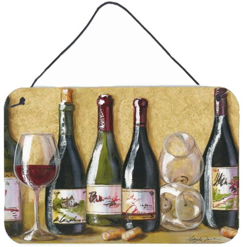 Buy this Wine Du Vin by Malenda Trick Wall or Door Hanging Prints