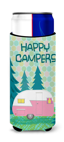 Buy this Happy Campers Glamping Trailer Ultra Beverage Insulators for slim cans VHA3004MUK