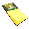 Bee Grateful Girl with Beehive Sticky Note Holder VHA3008SN by Caroline's Treasures