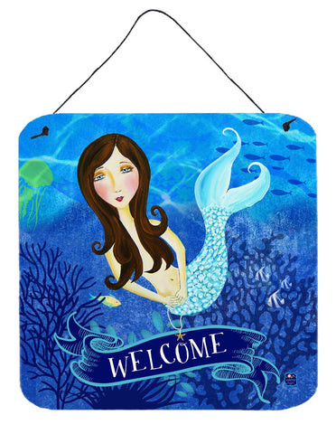 Buy this Welcome Mermaid Wall or Door Hanging Prints VHA3010DS66