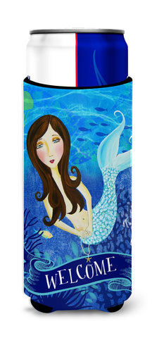 Buy this Welcome Mermaid Michelob Ultra Beverage Insulators for slim cans VHA3010MUK