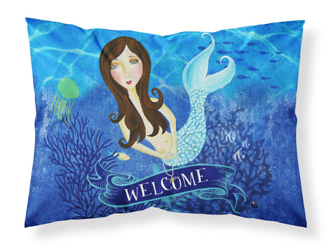 Buy this Welcome Mermaid Fabric Standard Pillowcase VHA3010PILLOWCASE