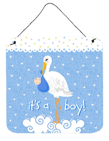 Buy this It's a Baby Boy Wall or Door Hanging Prints VHA3012DS66