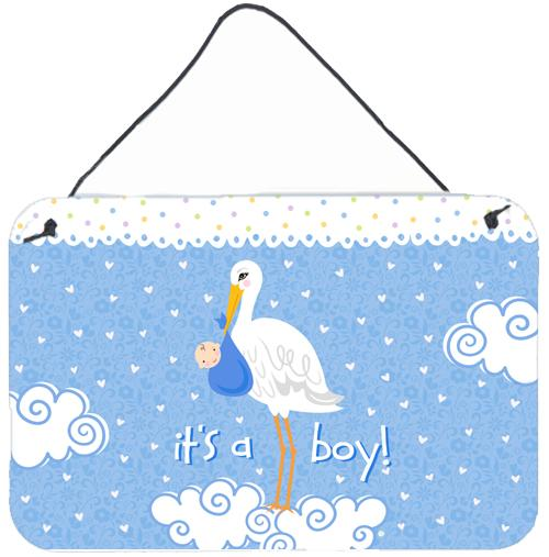 Buy this It's a Baby Boy Wall or Door Hanging Prints VHA3012DS812
