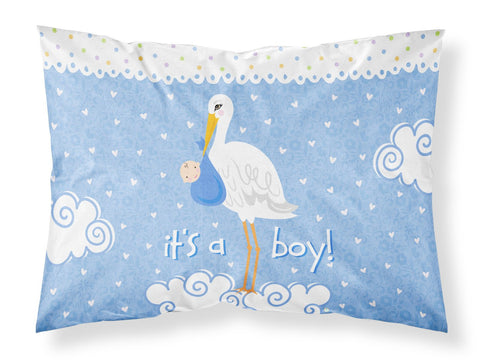 Buy this It's a Baby Boy Fabric Standard Pillowcase VHA3012PILLOWCASE