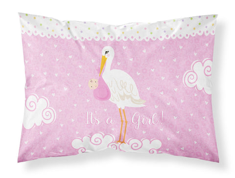 Buy this It's a Baby Girl Fabric Standard Pillowcase VHA3013PILLOWCASE