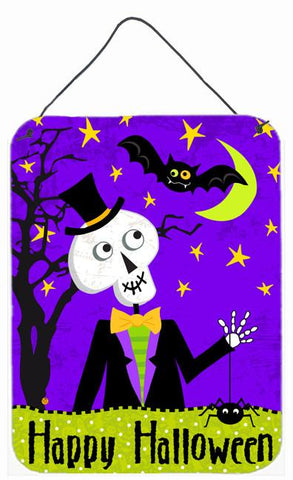 Buy this Happy Halloween Skeleton Wall or Door Hanging Prints VHA3014DS1216