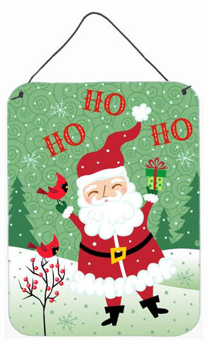 Buy this Merry Christmas Santa Claus Ho Ho Ho Wall or Door Hanging Prints VHA3016DS1216
